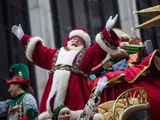 How does the military track Santa's flight?