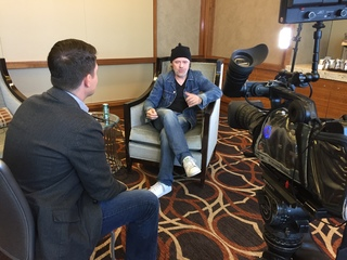 1-on-1 with Metallica drummer Lars Ulrich