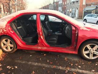 Maryland couple's car doors stolen