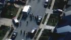 Officer shot, killed in Maryland