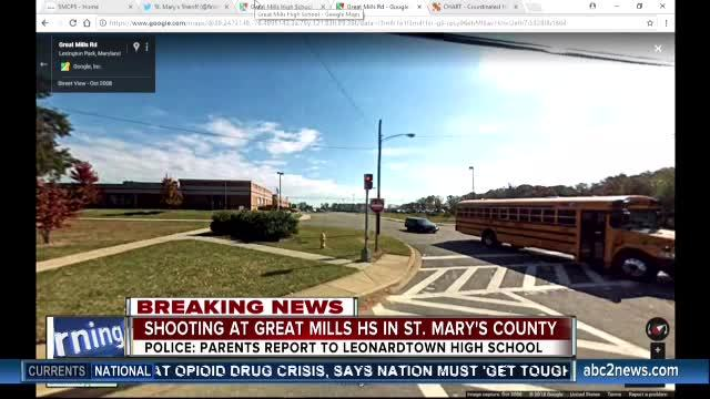 Md. student shooter used gun his father owned, sheriff's office says