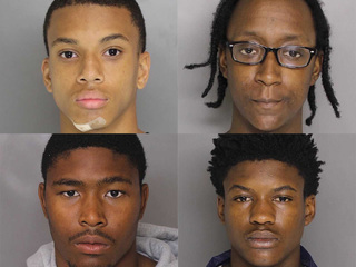 Teens indicted on 19 counts in officer's death